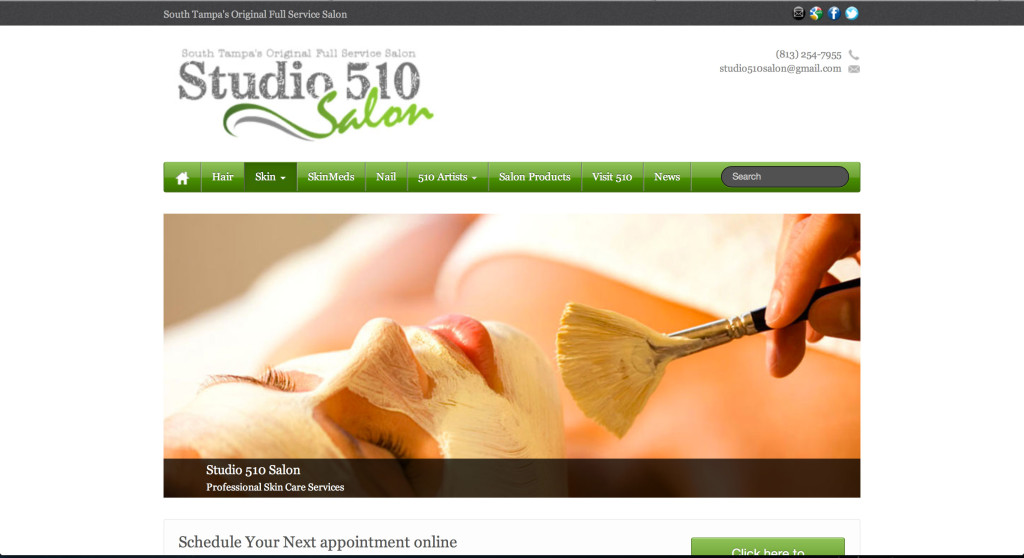 Studio 510 Salon